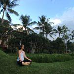 Sabine Ruch Yoga Bali Meditation
