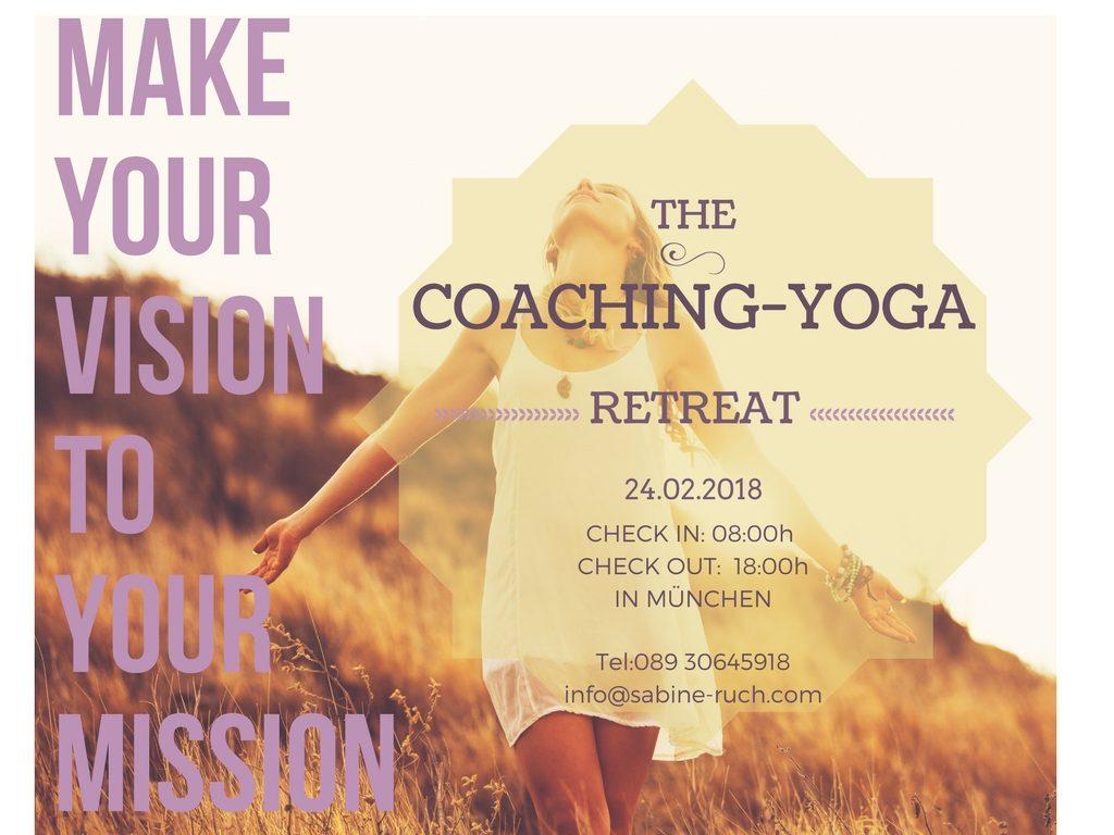 Mission Vision Yoga Coaching